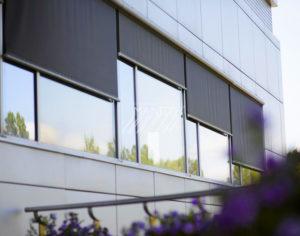 Наружные рулонные шторы (рефлексолы)